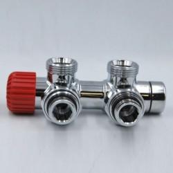Zawór Twins termostatyczny (TTK)